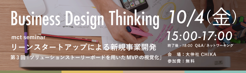 Business Design Thinking191004